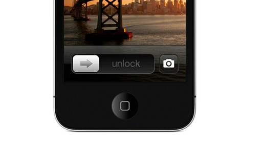 iPhone Camera Lock
