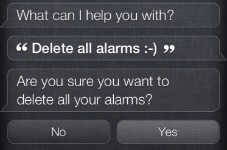 Siri Dictation Commands