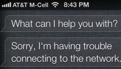 Siri Failure To Make Calls