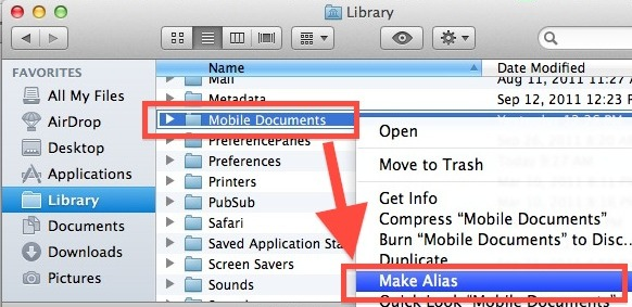 alias-mobile-documents-folder-for-easy-mac-file-syncing