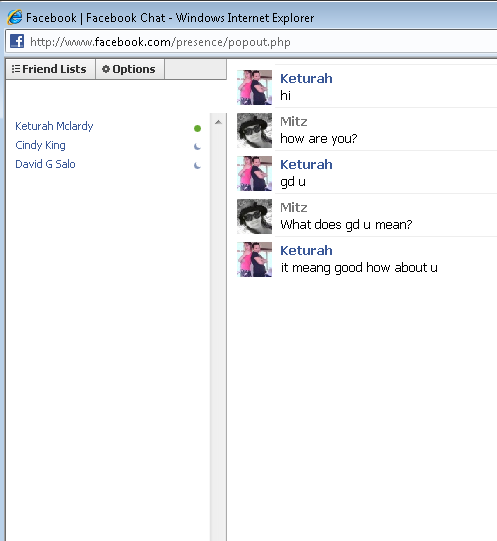 how to chat in a bigger chat box in facebook techow