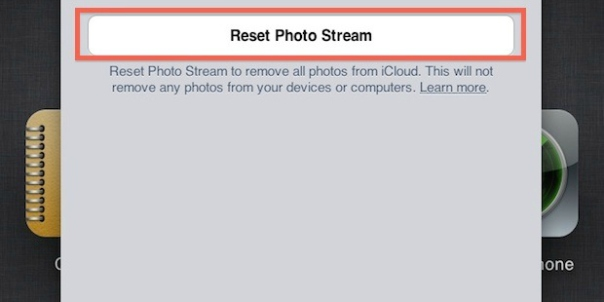 reset-photo-stream-icloud