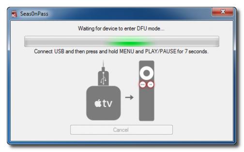 JailBreak AppleTV Seas0nPass