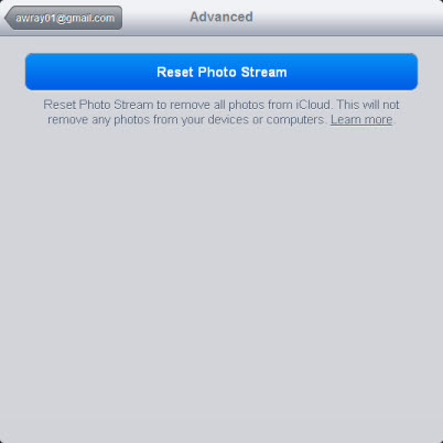 iCloud-Reset-Photo-Stream
