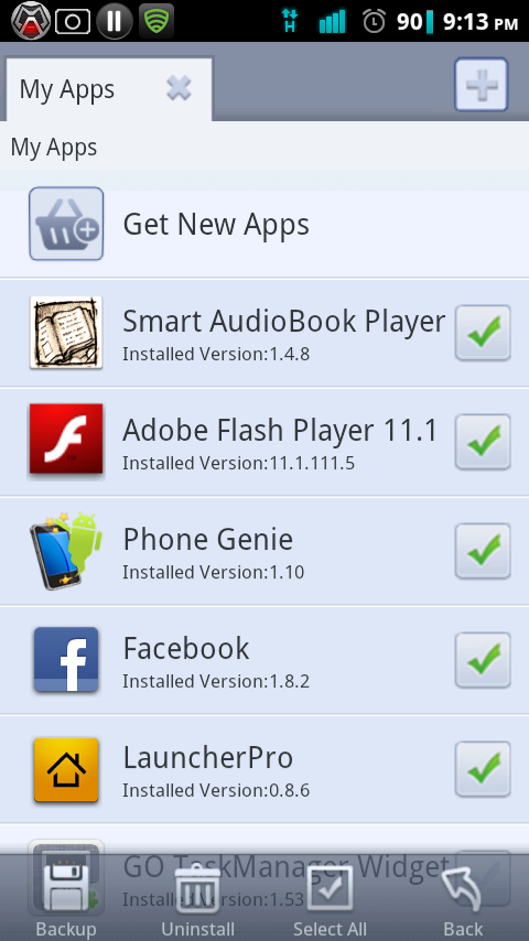 File-Expert NFC Android App