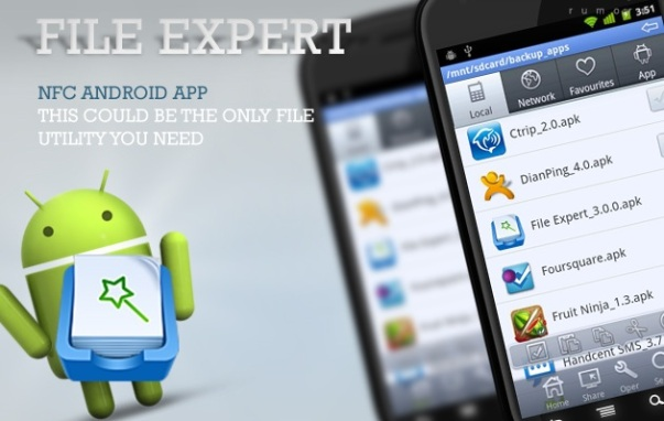 File-Expert-NFC-Android-app
