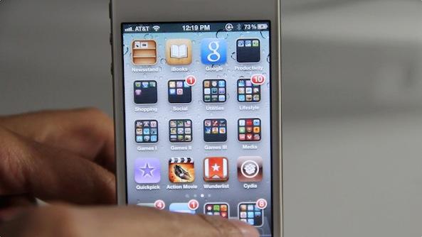 iPhone-4S-Cydia
