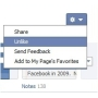 How To Unlike The Timeline Page of A Facebook Brand