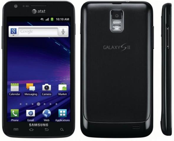 ATT&T Samsung Galaxy S2