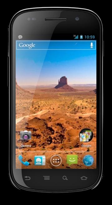 Nexus S Android 4.0.4 ICS